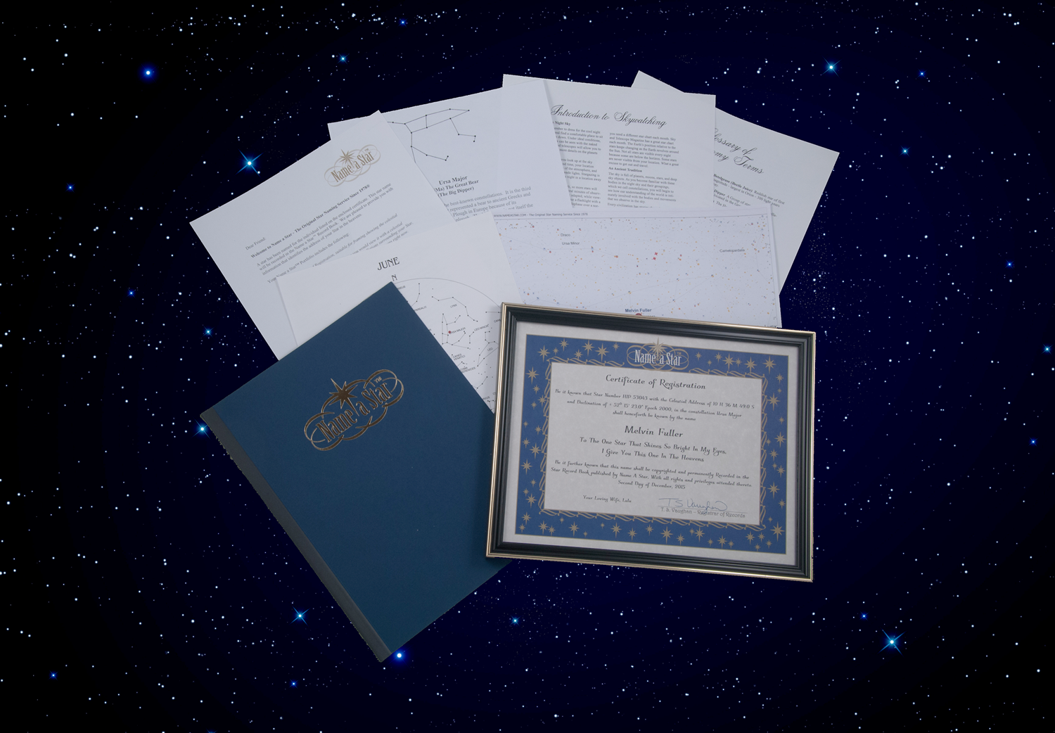 Naming A Star After Someone Special A Unique Gift Ws6 Blog