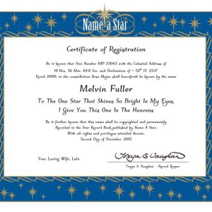 Personalized Stars - Find A Star Gift Set | Name a Star
